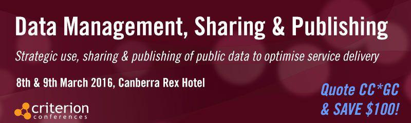 Data Management, Sharing & Publishing