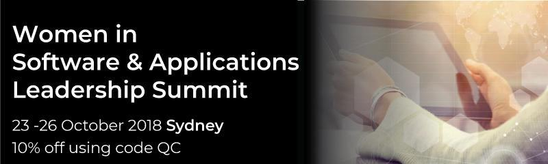Women in Software & Applications Leadership Summit