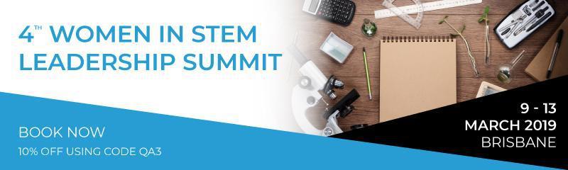 4th Women in STEM Leadership Summit